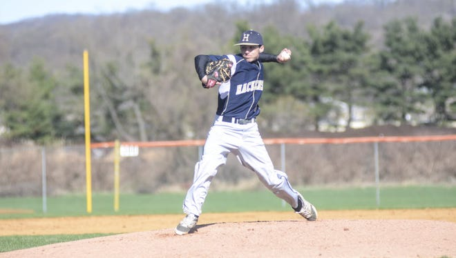 Hackensack's Danny Poidomani had six wins, a 2.94 ERA and 91 strikeouts for Stevens this spring.