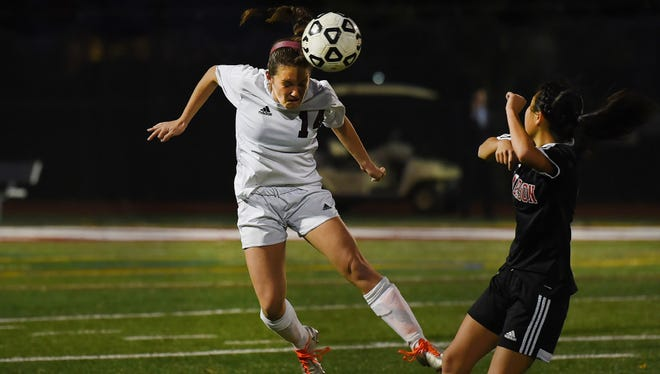 Claire Perez (14) is among the top returnees for Park Ridge.