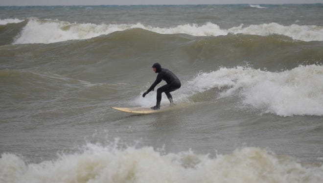 Ride the waves in the Fresh Water Surf Capital of the World.