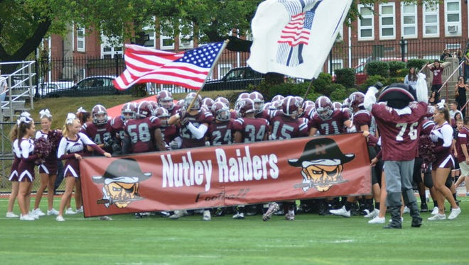 Nutley won three games in a row after starting the season 0-3.