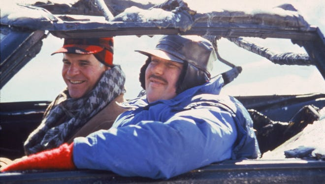 Planes, Trains and Automobiles' turns 30: Go behind the scenes