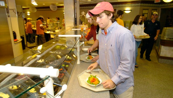 The University of Georgia's Snelling Dining Commons.