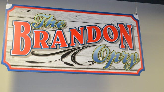 The Brandon Opry is open on the first and third Saturdays of the month.