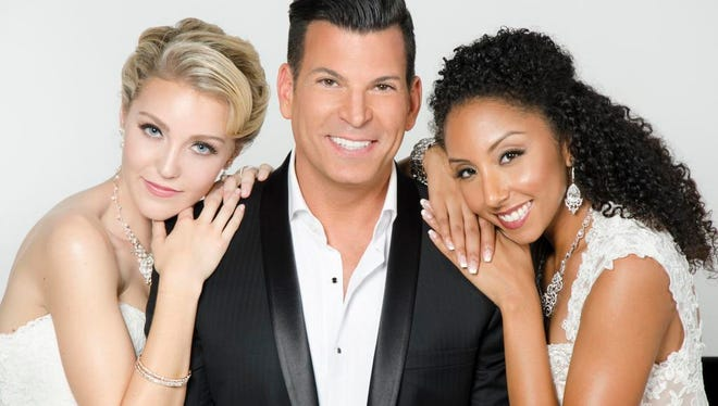 """David Tutera brings his bridal show, """"Dream Bigger"""" to the Capitol Theater in his hometown of Port Chester"""