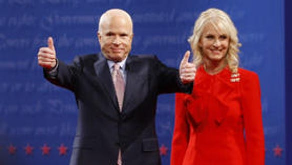 McCain in Mississippi