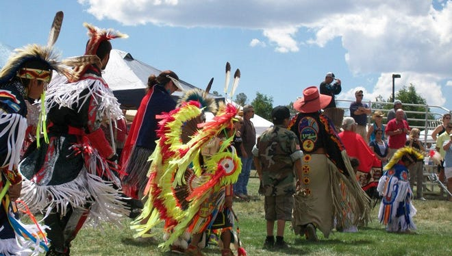 Members of various Native American tribes will perform music and dances at the Prescott Powwow.