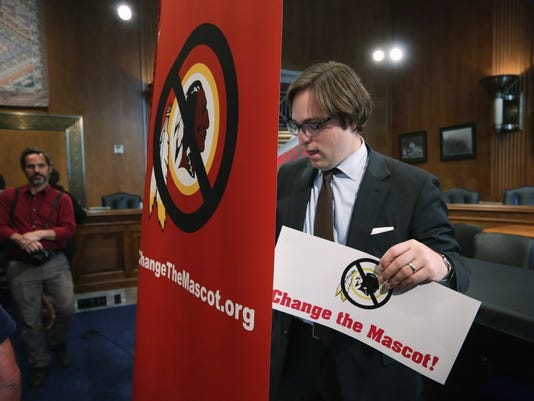 Washington Redskins Name Change Initiative Announced On Capitol Hill