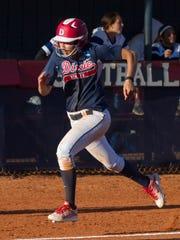 Dixie State softball defeats Chaminade University 16-4