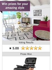 Design, compete, and vote in this home décor challenge