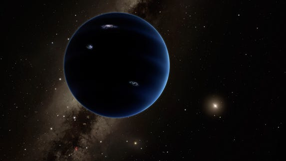 9th planet may solve 'mystery' of our solar system