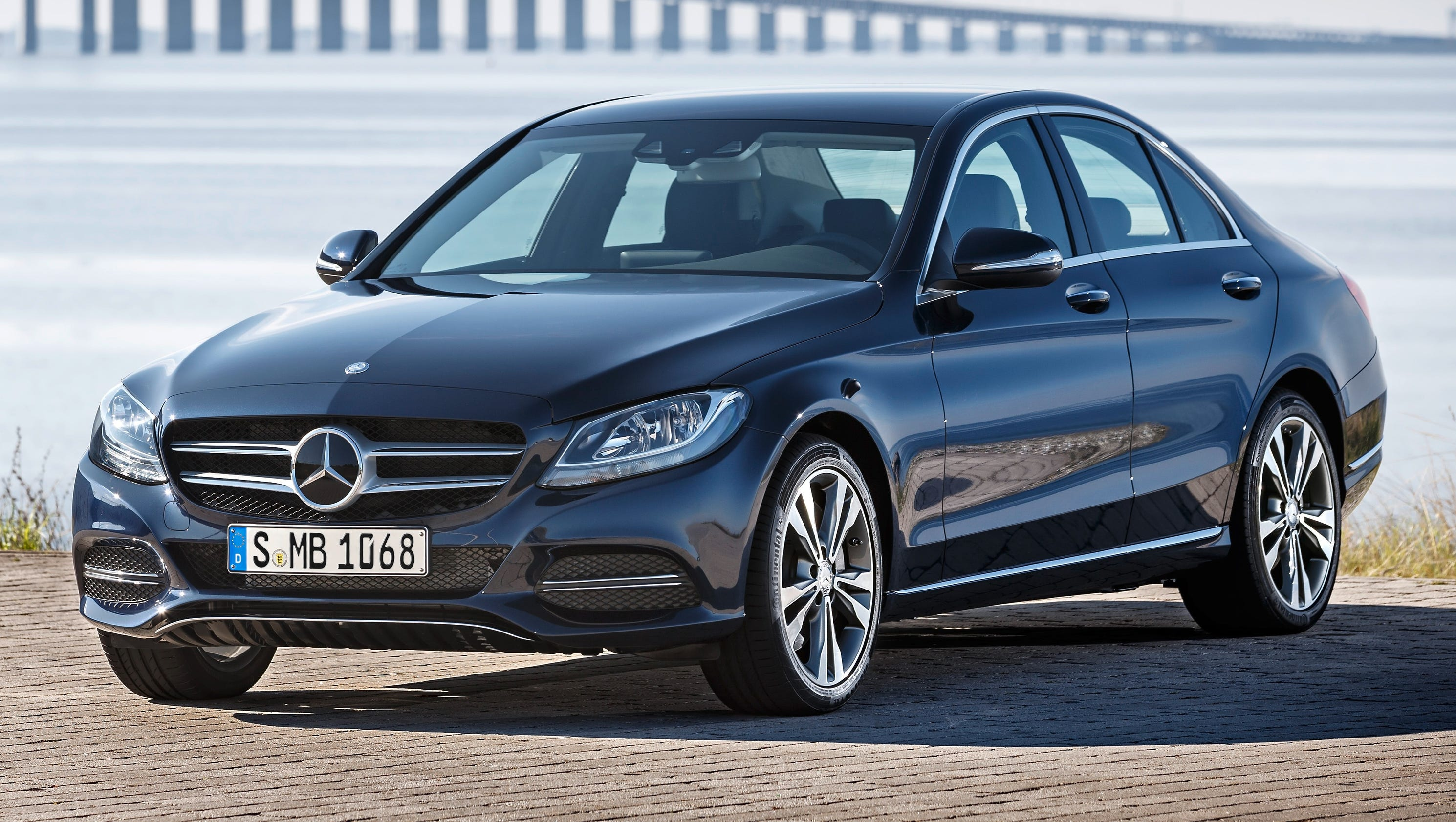 Mercedes benz reports record december sales for Mercedes benz products