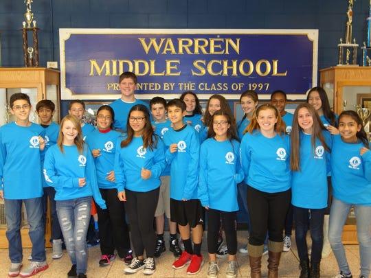 BRI 1212 CN Student Warren Middle School