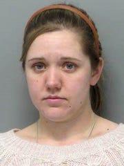 Julianne Graham, 25, was arrested on suspicion of having