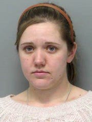 Julianne Graham, 25, was arrested on suspicion of having an inappropriate sexual relationship with a male student at Champlain Valley Union High School in the spring of 2014, where she is a para-educator.