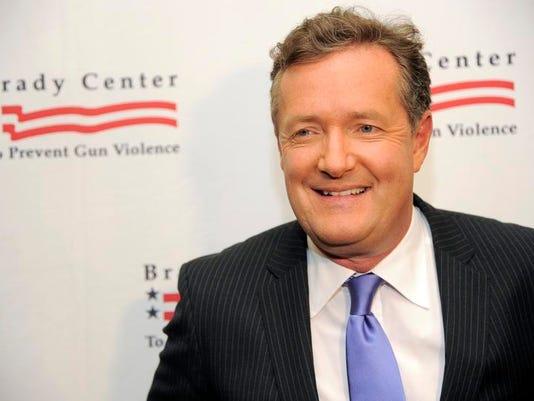 TV-Piers Morgan