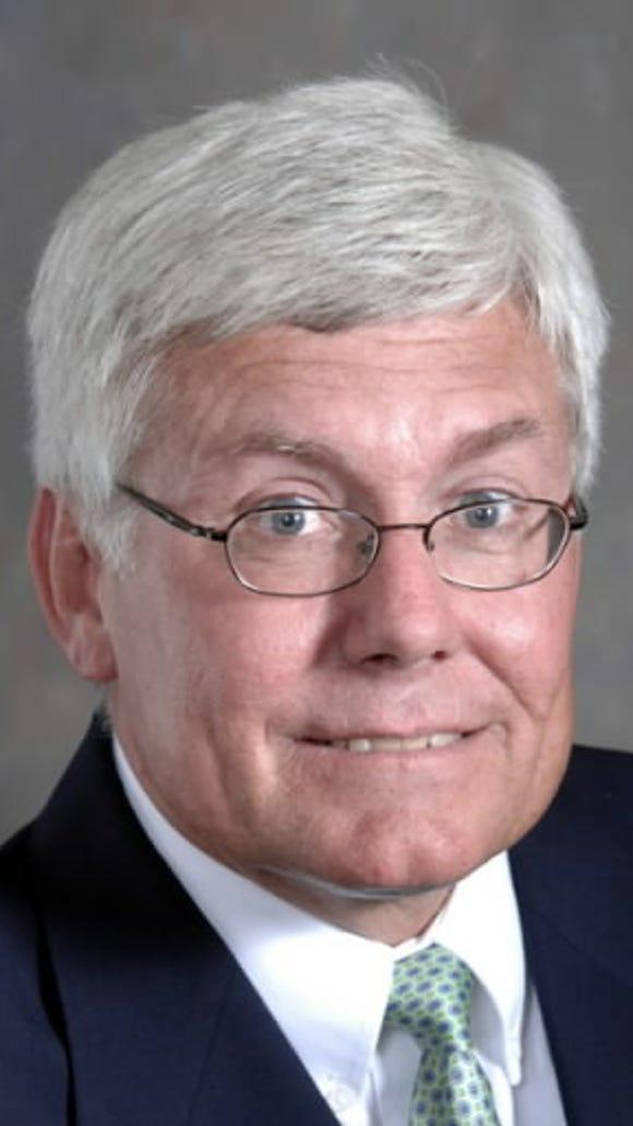 York County President Commissioner Steve Chronister. (File photo)