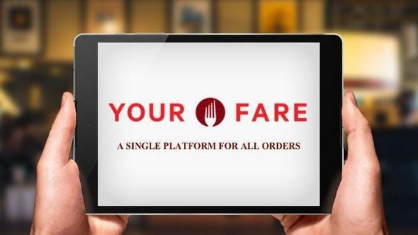 Austin-based Your Fare, which provides an online ordering management platform for restaurants, has acquired two local startups.