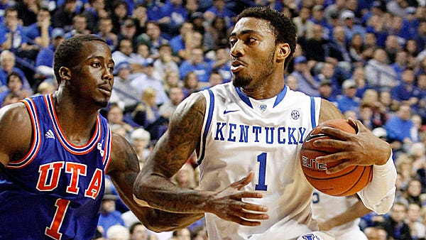 James Young was chosen by the Boston Celtics in the 2014 NBA draft.