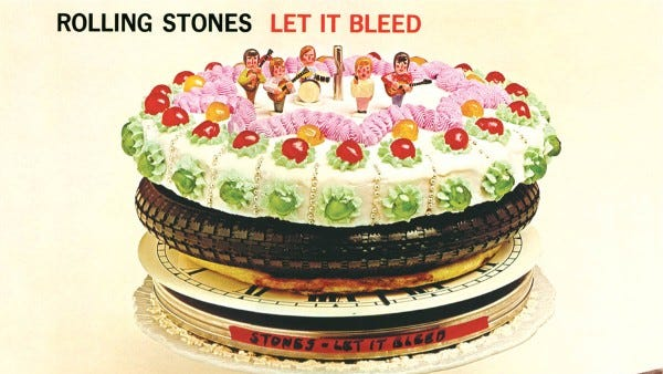 """Let it Bleed"" by the Rolling Stones"