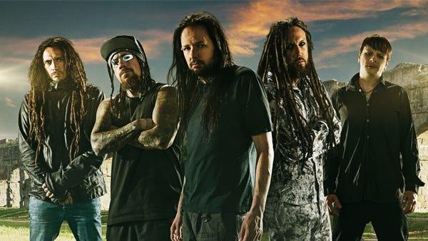 Korn will headline the first Rockaholica Cruise.