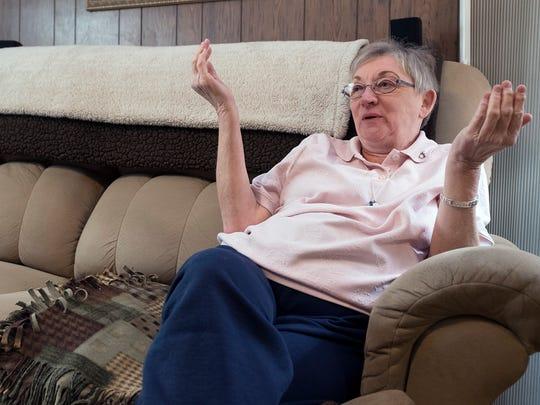 Jason Knapp's mother, Deborah Boogher, remembers how