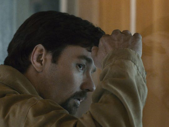 "Still of Joel Edgerton in ""The Gift."""