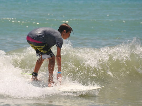 Club Zion Surf Camp runs this week from Monday through