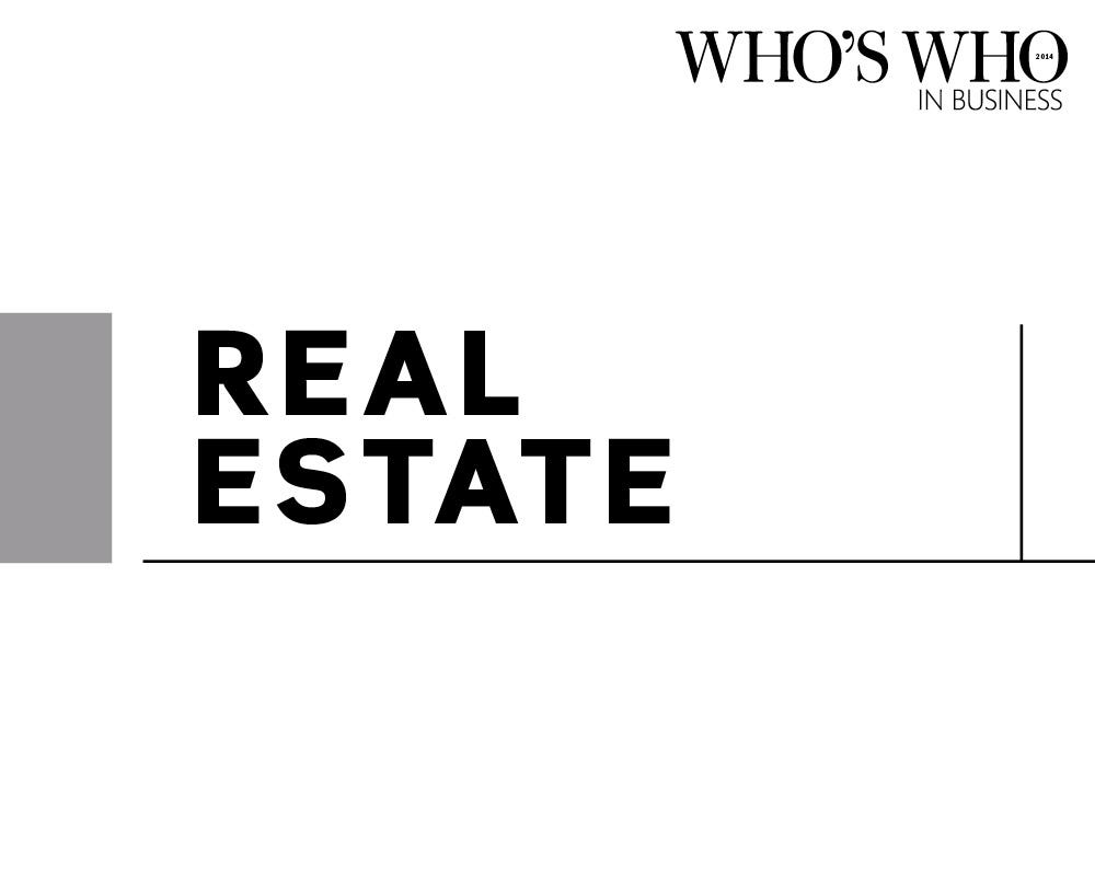 Whos Who in Arizona Business 2014 Real estate