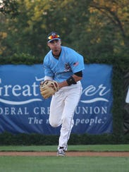 Former St. Cloud Rox player Brett Pope was picked by