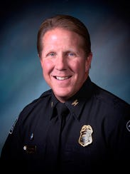 Taylor Mill Police Department Chief Steve Knauf