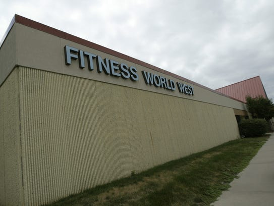 Fitness World West closed Nov. 14 in West Des Moines.