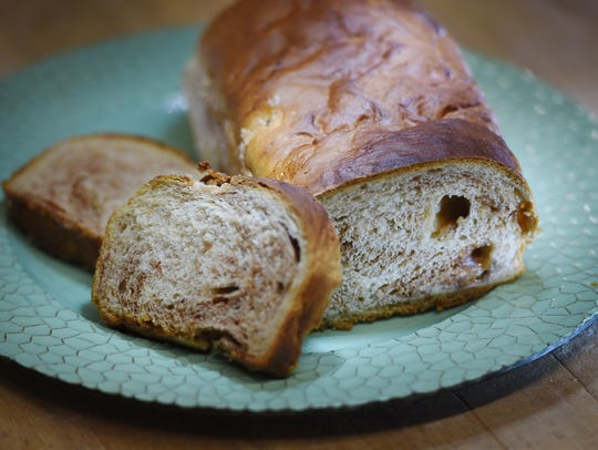 Photo of Cinnamon Bread, photographed at Holland American