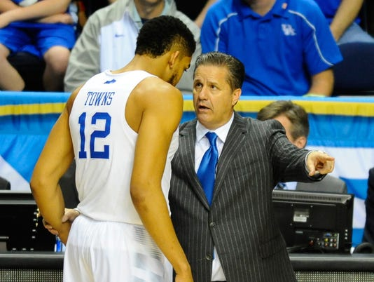 Armour: John Calipari not to blame for one-and-dones