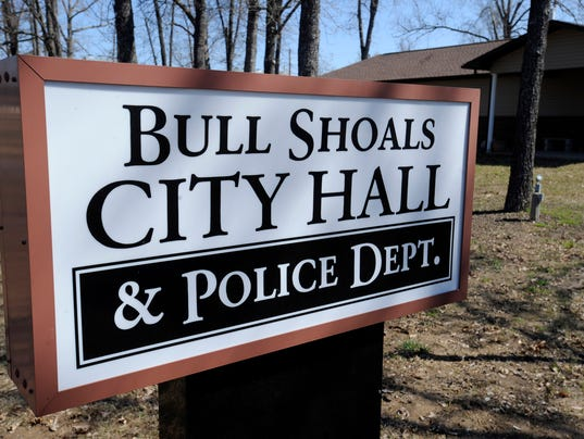 Bull Shoals city hall