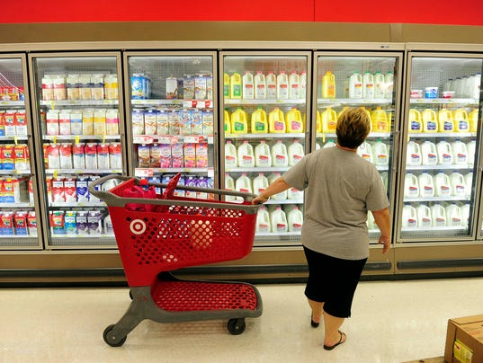 Target online grocery shopping