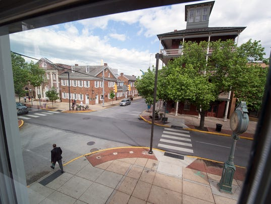 New Loft Apartments Retail Open In York