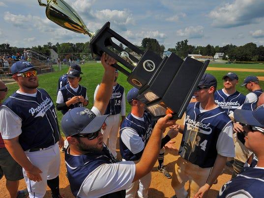 York County Championship baseball series