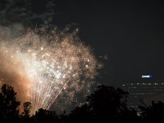 News: Wilmington Fireworks