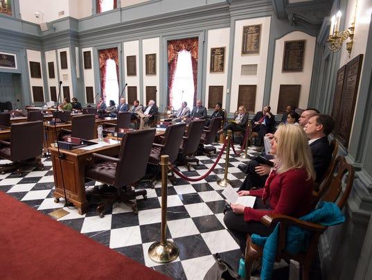 News: Senate gun hearing