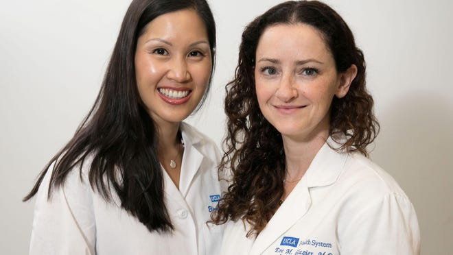 Drs. Elizabeth Ko, MD, and Eve Glazier, MD