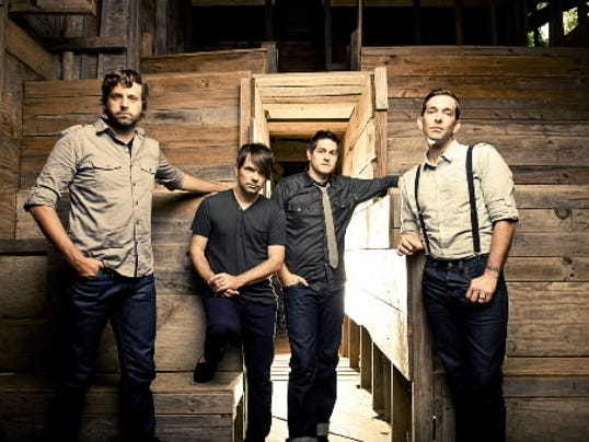 Jars of Clay named its most recent album,  'The Shelter,' after an Irish proverb. 'It is in the shelter of each other that people live,' band member Stephen Mason says.