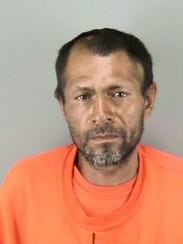 Francisco Sanchez, 45, a resident of Texas is shown