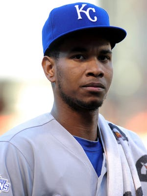 Yordano Ventura helped lead the Royals to the 2015 World Series title.