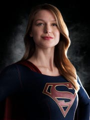 Melissa Benoist takes on the title role in the CBS