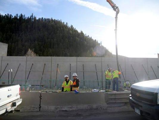 I-70 exit 240 construction delay