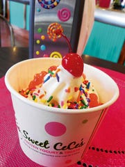 Sweet Cece's offers daily specials including a double punch on a discount card and discounted prices.