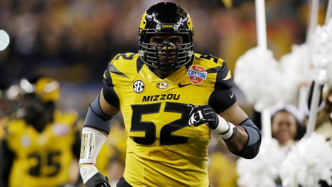 The Rams drafted Michael Sam in the seventh round.