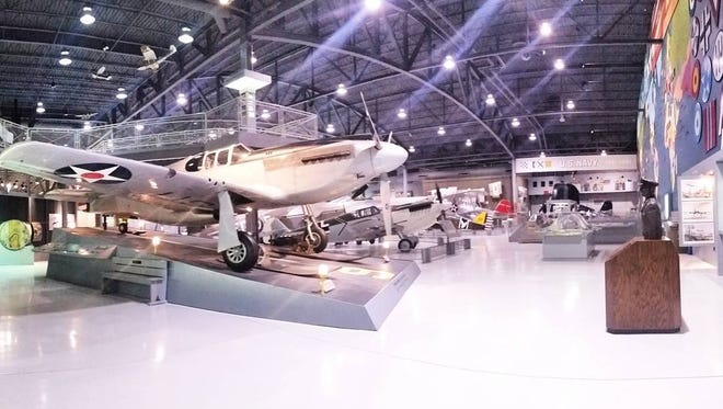 """With more than 200 historic aircrafts, four movie theaters and a """"hands-on"""" KidVenture Gallery, the EAA Air Venture Museum offers fun for all ages."""