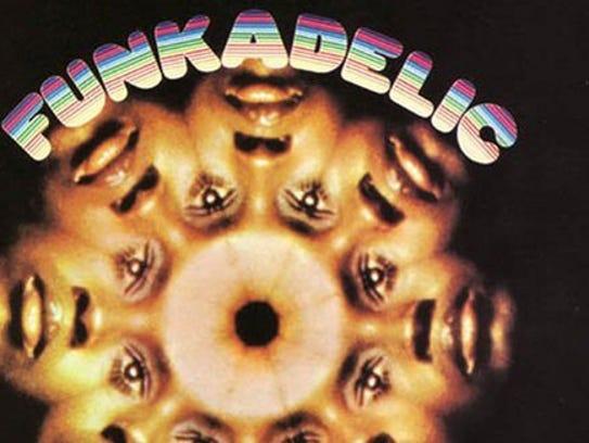 """Funkadelic, """"Funkadelic"""""""