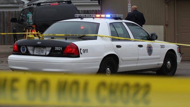 Police credit the state's anti-gang laws with reducing homicides by 31 percent since 1994.